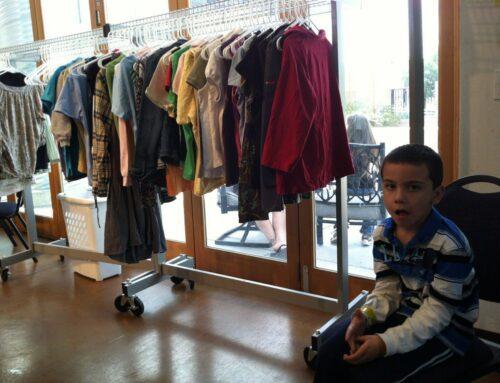 Arizona Tax Credit: Spreading Threads Clothing Bank