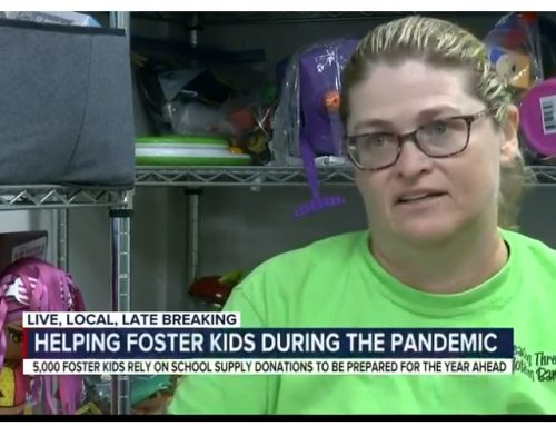 Tucson family helps children in foster care during COVID-19