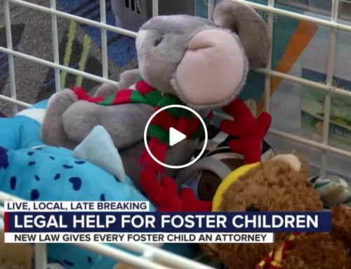 New Arizona law gives attorney to every child in foster care