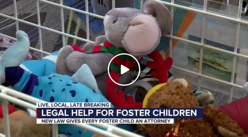 Legal Help for Foster Children